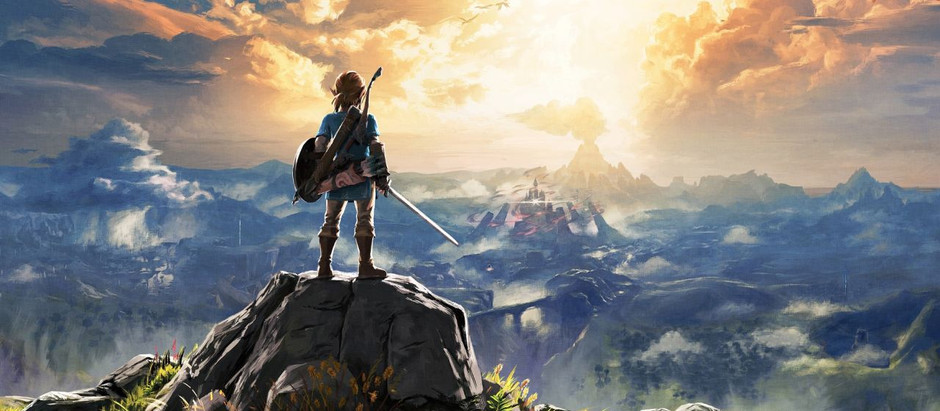 Breath of the Wild e lo spazio dei ricordi