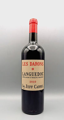 Les Darons by Jeff Carrel - Pays d'Oc