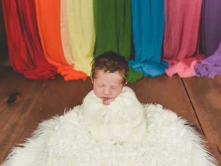 My Rainbow Baby ~ A story of loss, love and gratitude.