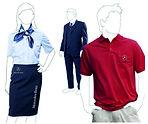 Bestickung Berufsbekleidung