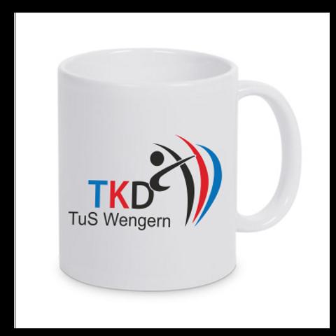 Vereinstasse TUS Wengern