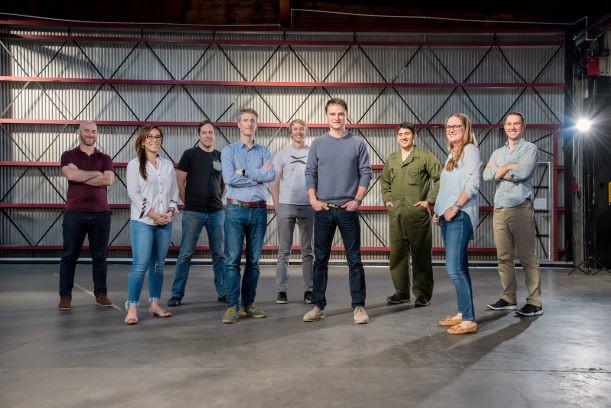 Equipa da XWing que está a utilizar Deep Learning para operar transportes aéreos com pilotagem autónoma.