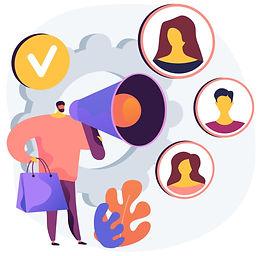Comportamentos do cliente digital - Conectividade