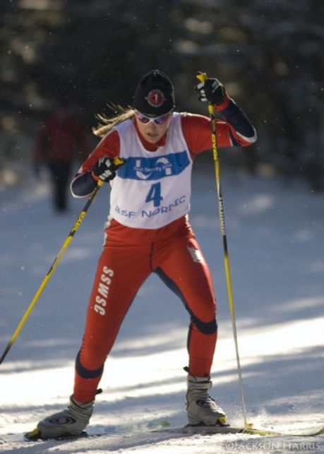 Nordic Skiing Photo