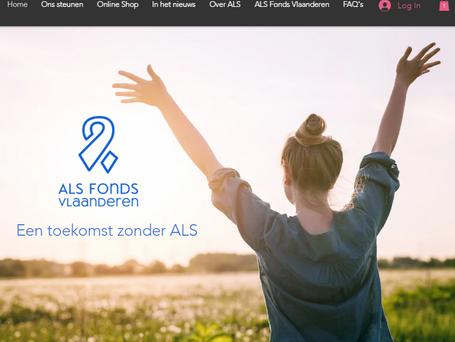 Een hart voor ALS wordt ALS Fonds Vlaanderen vzw