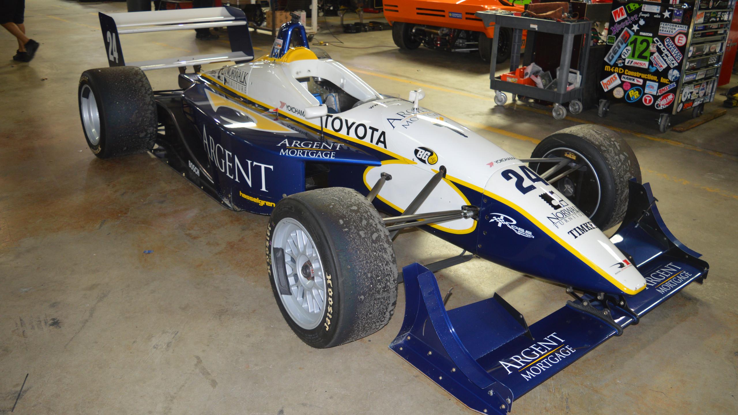 Swift 014 Atlantic Car