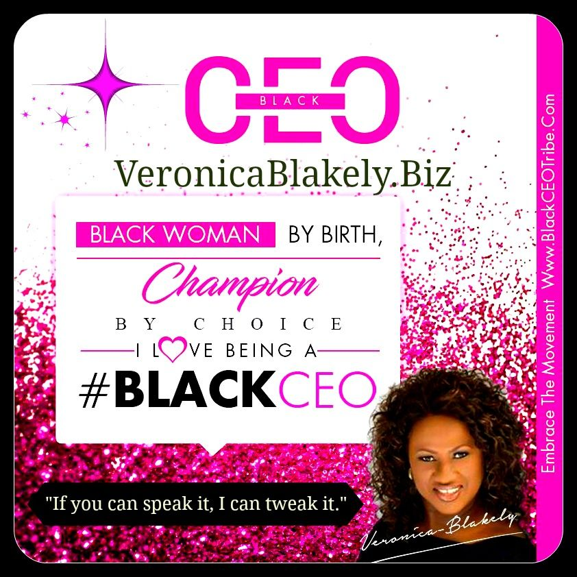 Black CEO - VB-1