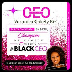 Black CEO - VB-1