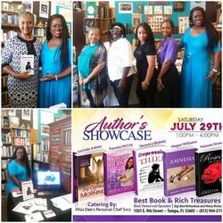 Authors Showcase - Collage