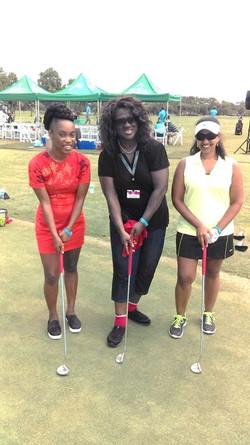 Black Enterprise - Golf Trio