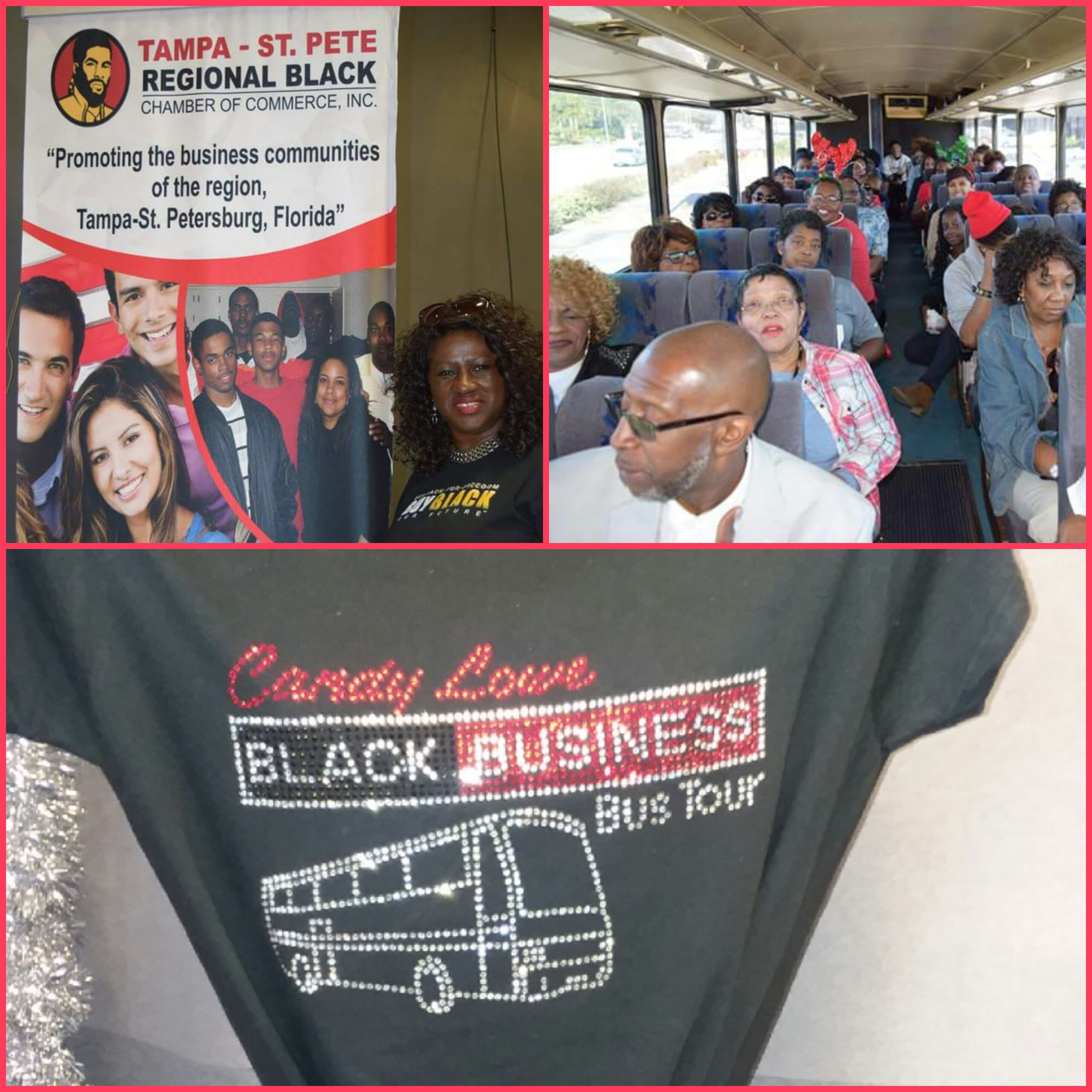 Black Business Bus Tour - Dec 2017