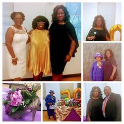 Emcee - Gloria Bell's 70th B'day