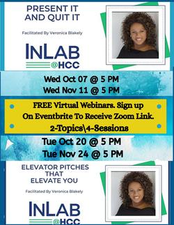 Oct and Nov Classes - HCC