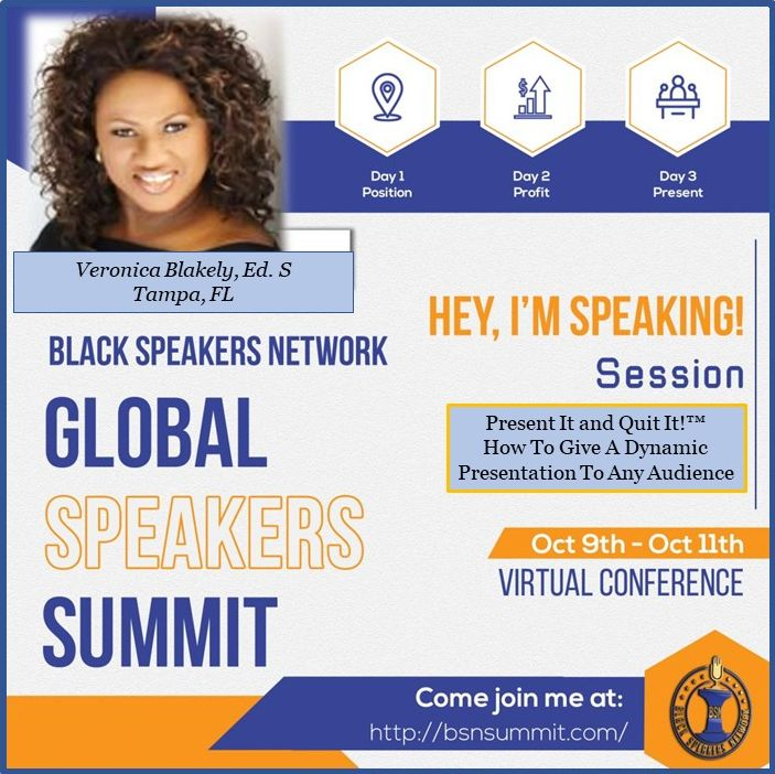 Black Speaker Network Summit