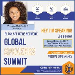 Black Speaker Network Summit
