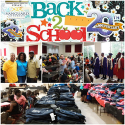 Children With a Vision - Back to School
