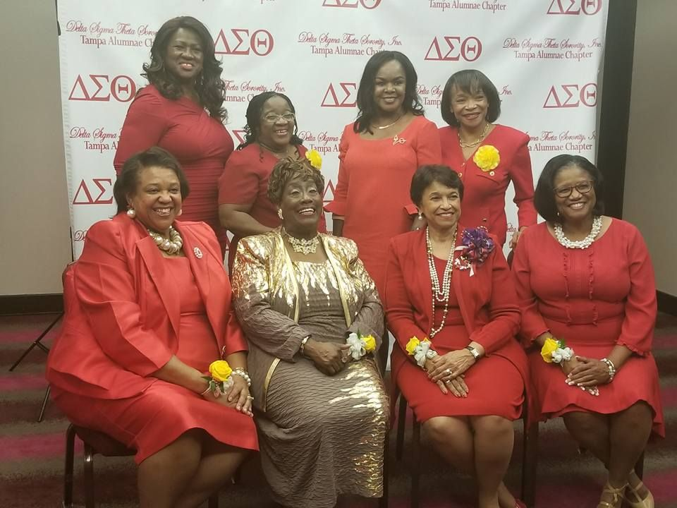 DST Sorority, Inc.