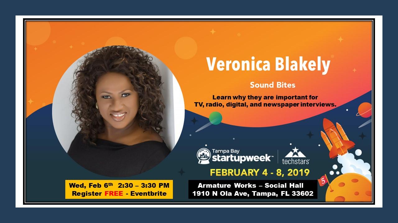 Startup Week Tampa Bay 2019 Speaker -2