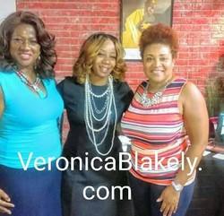 Veronica, Lucinda, & April Cobb