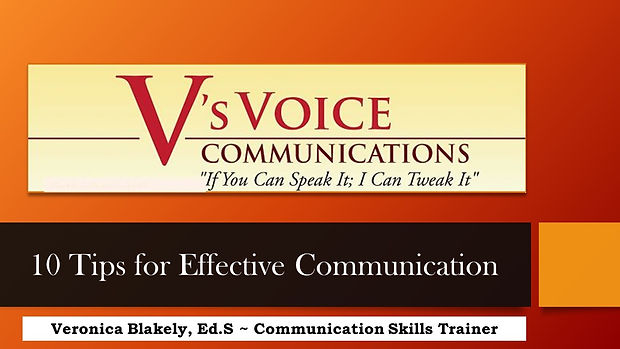 10 Tips for Effective Communication - Co