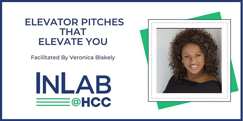 HCC In Lab - Elevator Pitch