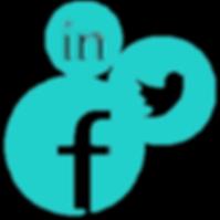 We Are Hydrogen: social media logos