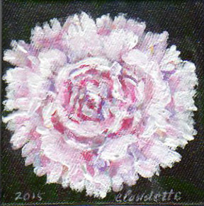 A Painting a Day #33 -  Glorious Peonie