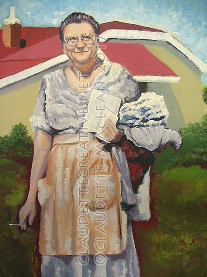 Grandma Stella