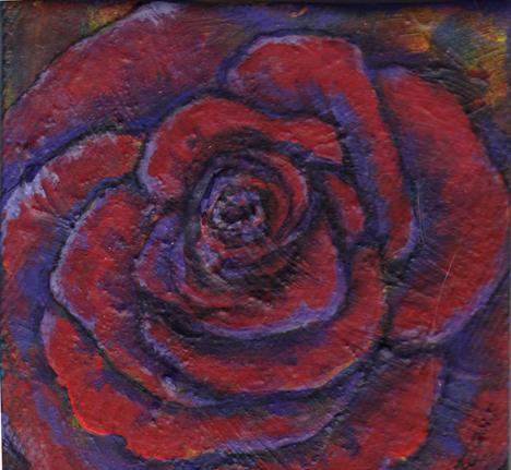 APAD_07 The Rose