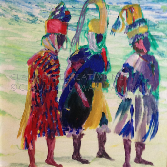 Garafunas of Roatan