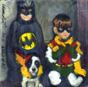 APAD_85 Superheroes