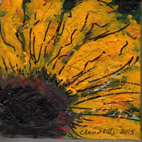 APAD_09 Sunflower Petals
