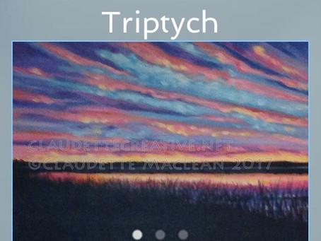 Trippy Triptych