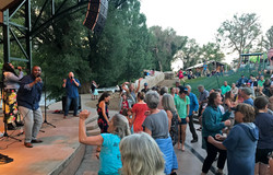 Steamplant Summer Concerts in Salida