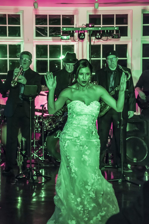 Rutherford-Garza wedding