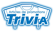 TRIVIA, IMPRESSION, VETEMENTS, CREATEUR DE SITEWEB, Articles de Promotions Trivia