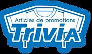 TRIVIA, IMPRESSION, VETEMENTS, CREATEUR DE SITEWEB, Articles de Promotions Trivia