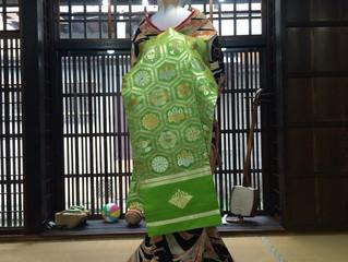 男衆さんのお仕事〜旅紀行2016.2 ④
