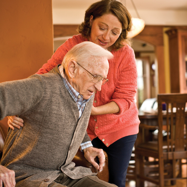 Parkinson's Disease - East Providence