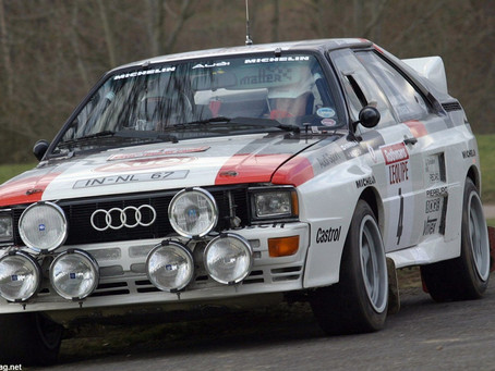 What is the greatest Rally Car ever?