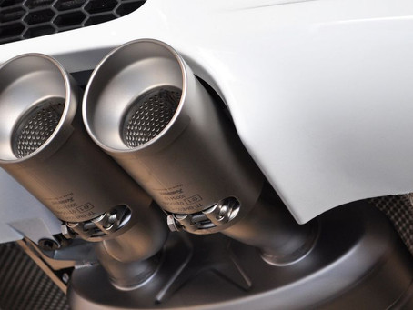 The Greatest Exhaust Notes... In The World