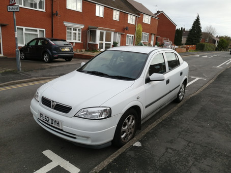 My Ownership of a Mk4 Vauxhall Astra