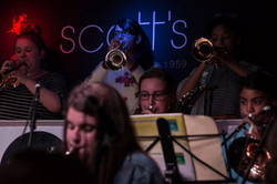 BBIAD All Female Youth Jazz Big Band