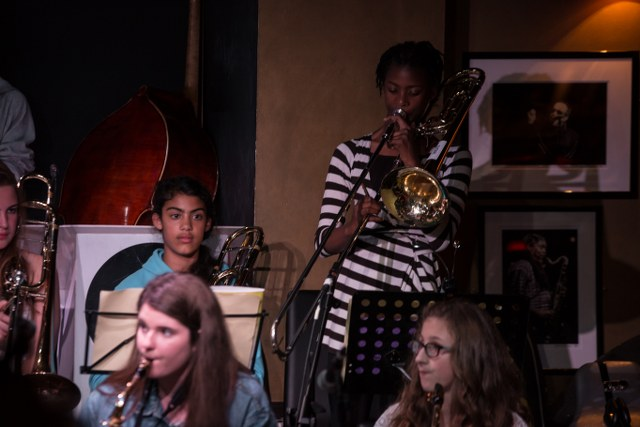 BBIAD All Female Youth Jazz Big Band