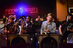 Big Band In A Day in action!