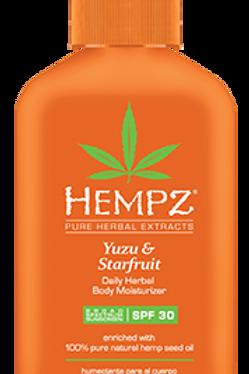 SPF 30 HEMPZ Yuzo & Starfruit 2.5oz