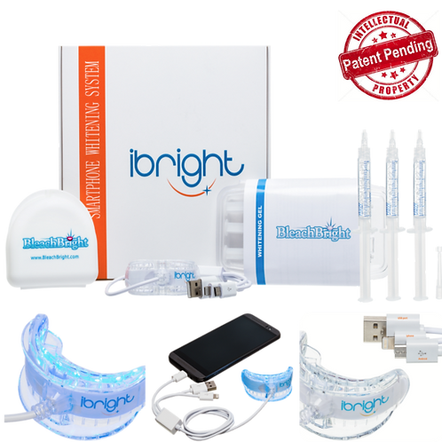 iBright Teeth Whitening w/refills