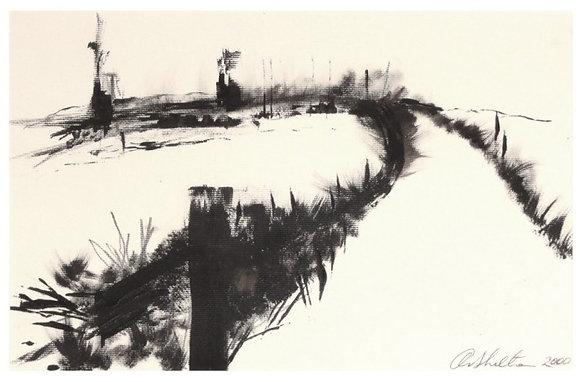 Echo Road by Amy Shelton