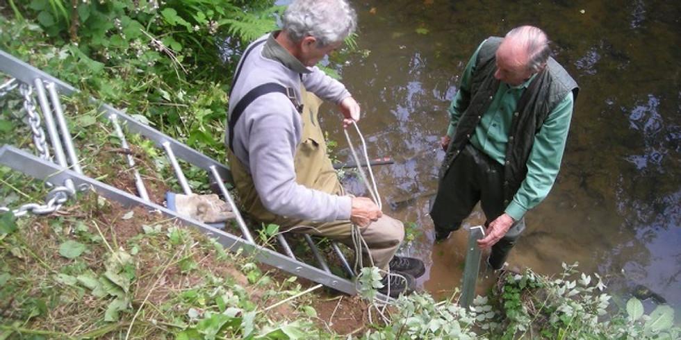 Tremayne Water Bank Maintenance