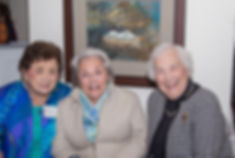 Margo Mordini, Delores Bianchi, Joan Hal
